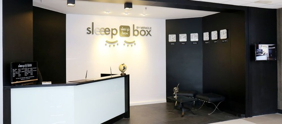 Sleep Box by Miracle Bangkok